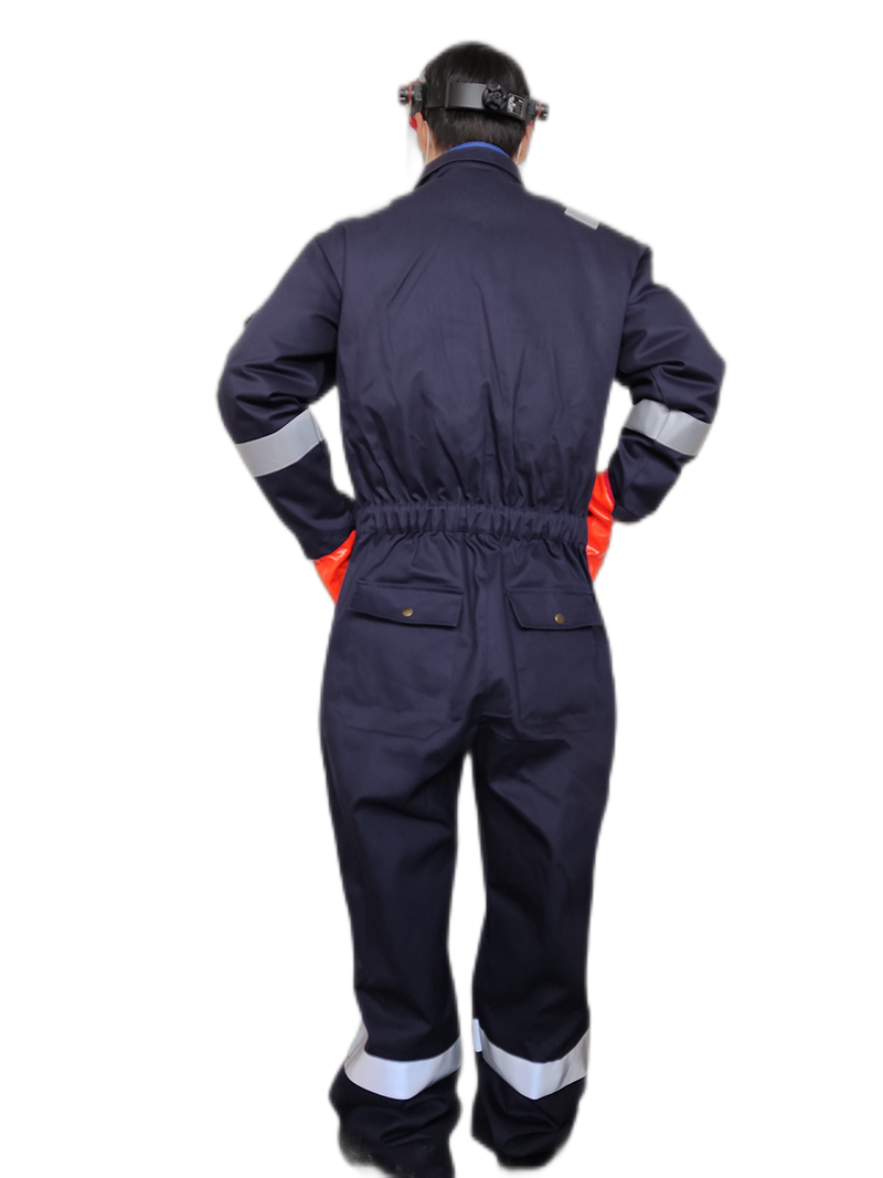 2021 Hot sale Protective Fire Resistant Coverall Fireproof Flame Retardant Overall - KingCare   KingCare.net