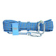 8mm outdoor safety static gear certified tree rock climbing rope