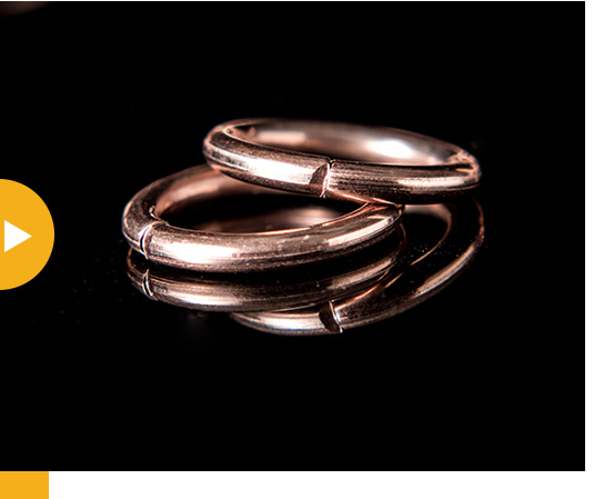 silver brazing ring weld metal consumable welded metal rings