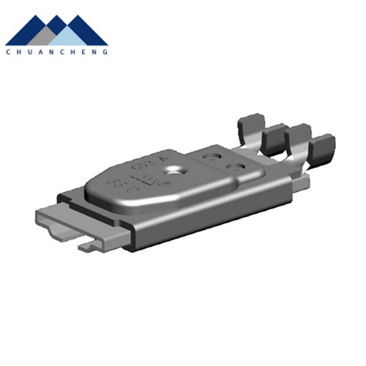 White Label TB02-BB8D-70 70 ° 2 A NC boîtier en plastique thermique Protecteur