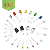 3mm round black Infrared Diode LED free samples