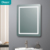 LED Light Mirror Touch Sensor Switch