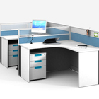 Office cabin partition soundproof acoustic furniture consult custom package solution