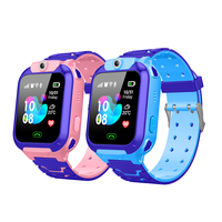 YQT Factory 2019 Hot Selling 1.44 Inch Q12B Kids Smart Watch Sos Smart Phone Children Watch Support Sim Card