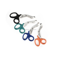 DW-BSC001 Medical PP Handle Bandage Scissors For Nurses