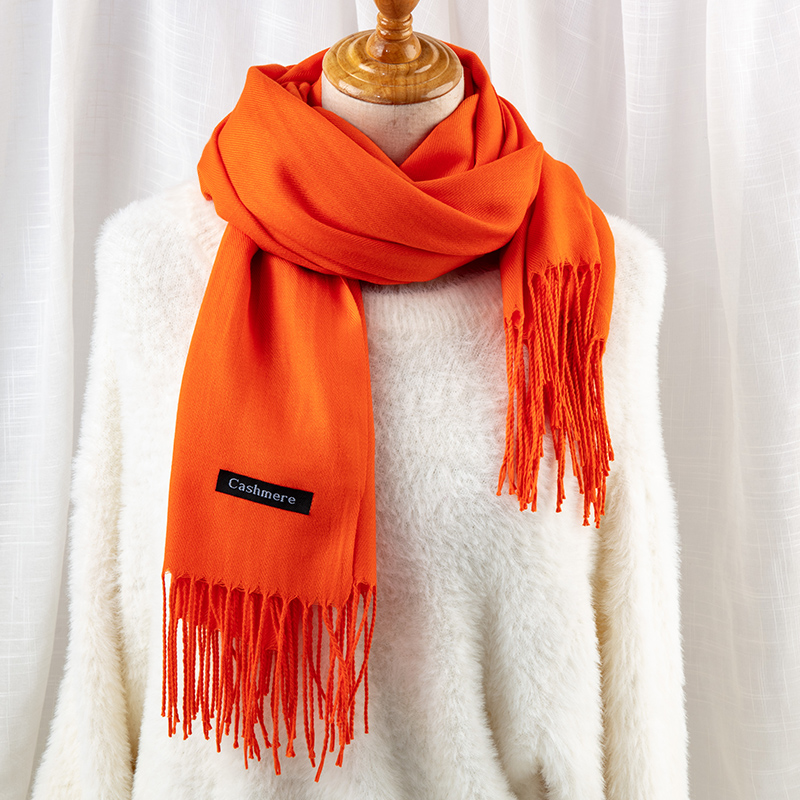 Wholesale promotional prices cashmere scarf pashmina