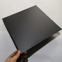 Customized carbon fiber kevlar sheet with cheapest price