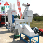 corn grass pellet mill ring die pellet feed line 2ton animal feed pellet production line