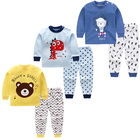 Clothing Infant Spring Baby Underwear Sets Cotton Clothing The New Infant Suit Children's Cotton Homewear Pajamas