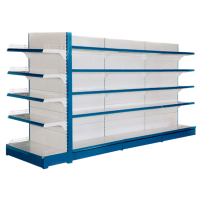 Guangzhou Heda supplier metal supermarket shelf with good selling