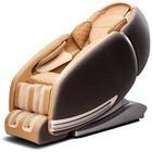 Massage Chair 4D zero gravity kneading shiatsu massager Foot SPA Multifunctional luxury cheap