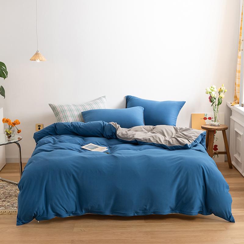 4pcs 100%cotton soft duvet cover set queen size wholesale new design hot sale luxury quilt cover bedding set