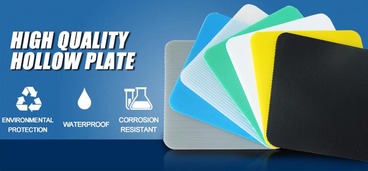 निविड़ अंधकार पीपी नालीदार प्लास्टिक के बक्से डिब्बे/पूर्ण रंग कस्टम मुद्रित Coroplast बॉक्स