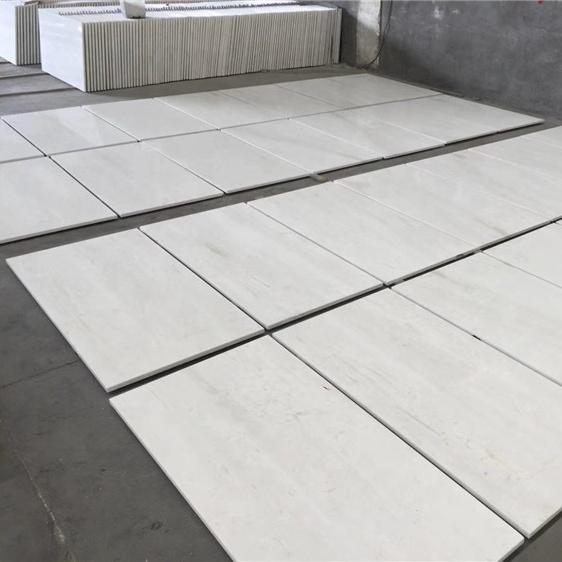 Greek new New Ariston White Marble tile for flooring