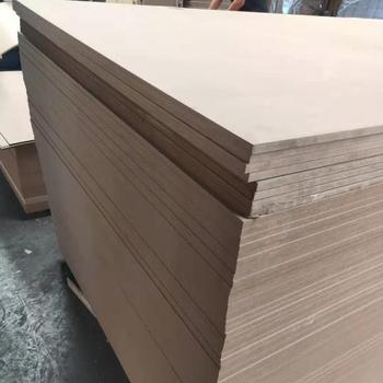 Size 4x8 18mm Plain Mdf Board Sheet