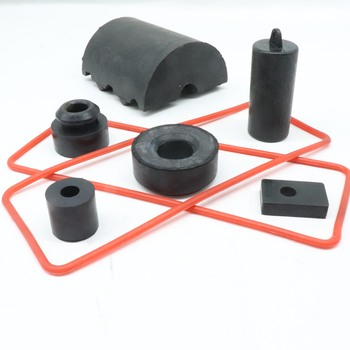 Custom silicone rubber parts/silicone made rubber product