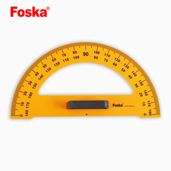 35cm Plastic Teaching Protractor with Handle