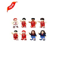 Japanese manga basketball player lepins Building Blocks toys Mini bricks Cartoon Doll blocks toys legos mini figures (NO.PA0041)