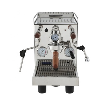 Stainless steel mini home use/commercial use espresso coffee machine one head with water tank, espresso machine E61/