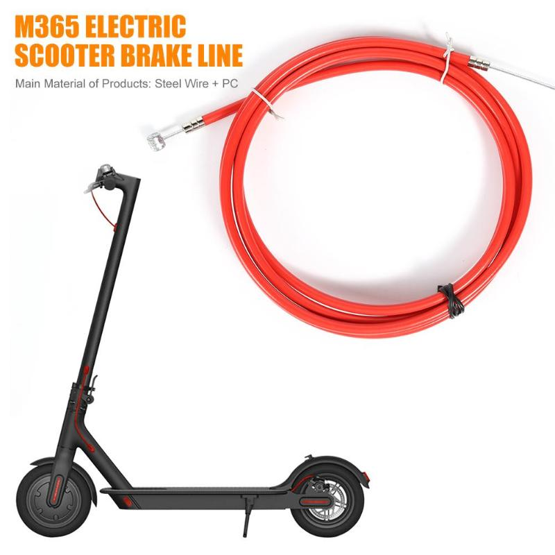 Cheap Delivery Cost Brake Line Brake Cable for Mijia Xiaomi M365 Electric Scooter Repair Spare Parts Accessories