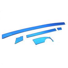 Lsrtw2017 Нержавеющаясталь украшения для приборной панели автомобиля планки для Honda Accord 2013 2014 2015 2016 2017 9th интерьерные аксессуары(Китай)