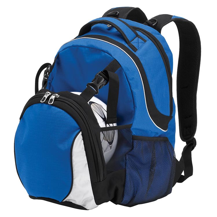 Osgoodway New Design Urban Sport Gym Backpack Bag with Shoe Compartment