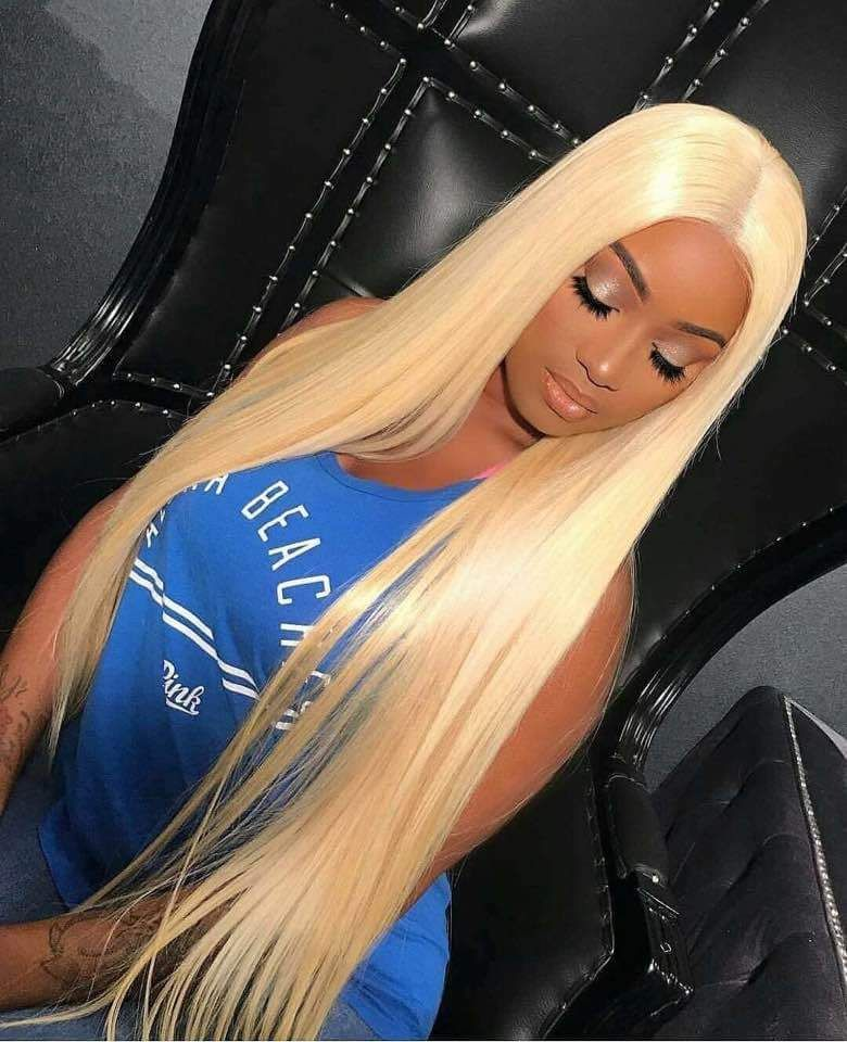 raw indian hair 613 blonde bob swiss HD lace wig,brazilian cuticle aligned blonde 613 full lace wig human hair