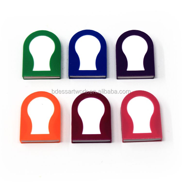 ES-HC-005 U Shaped Dye Hair Chalk Comb