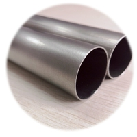 Factory Supply 76mm 3 inch Gr2 Titanium Pipe Tube for Exhaust