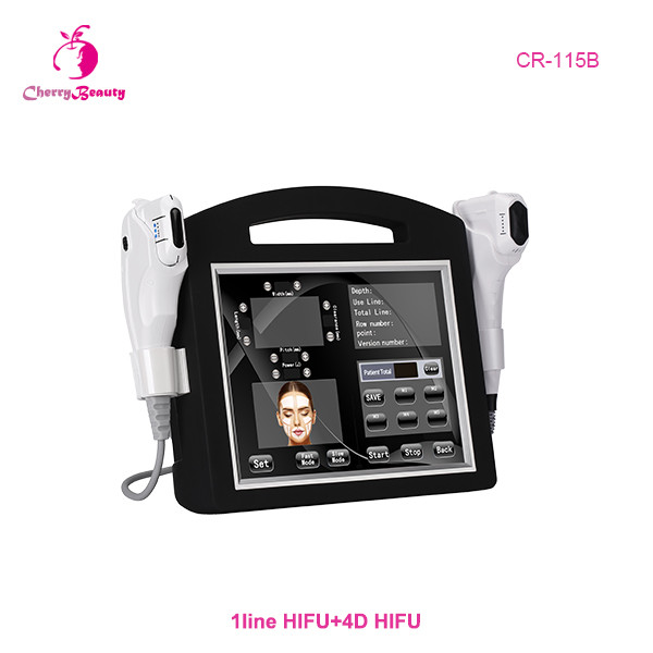 2020 new 3d hifu machine hifu slimming machine home hifu device