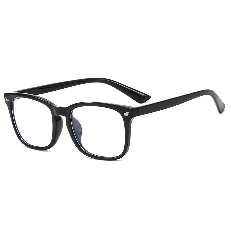 Superhot Eyewear 11861 Clear Lens Eyeglasses Frame Square Computer Blue Light Blocking Glasses