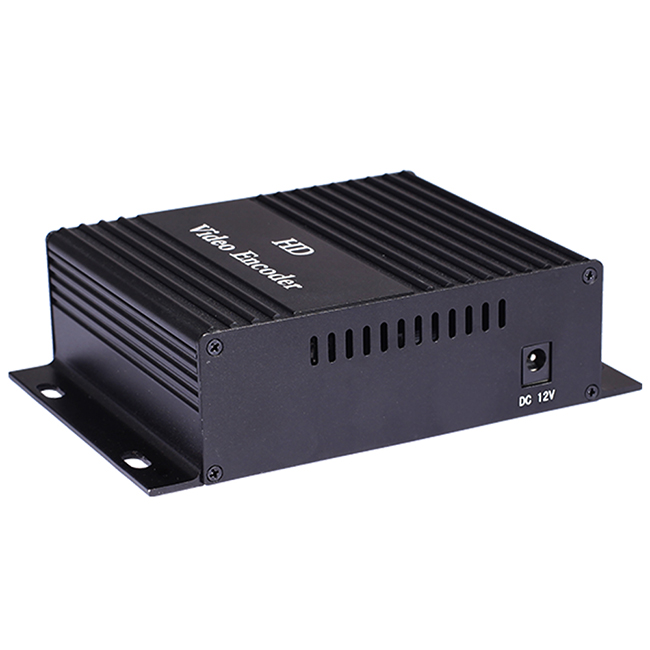 Haiwei H3610 HD SDI Loop Out Streaming Encoder SDI to IP Encoder RTMP RTSP Encoder for Live Streaming on YouTube Facebook