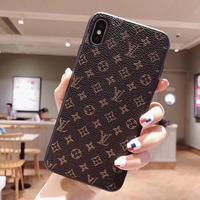 Protective luxury TPU phone case back cover for apple i phone x xs max