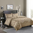 Bedding Set Hot-selling Bedding American Embroidered Molan Quilt Cover Pillowcase Without Bed Linen Set