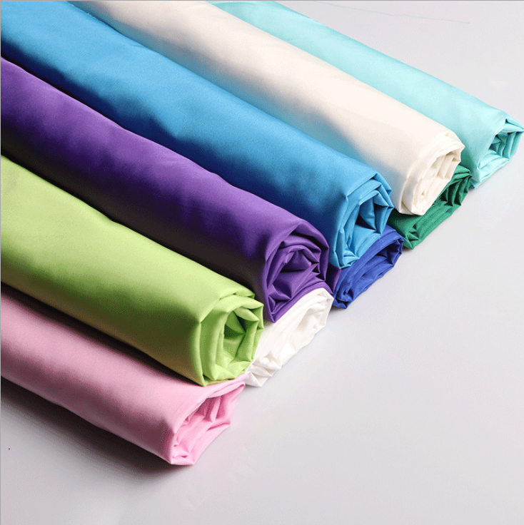 100% polyester pongee fabric for cloth lining/duvet cover/jacket dawn korea fabric 290T 200T 190T 300T anti-tick fabric