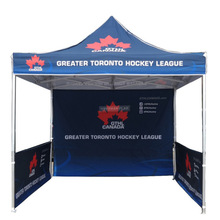 Textiel Outdoor Reclame En Trade Show Tent <span class=keywords><strong>Pvc</strong></span> Materiaal Kiosk Booth Opvouwbare Tent Voor Promotionele Verkoop