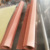 China rfi emf radiat shielding red pure copper wire 200 250 325 mesh screen