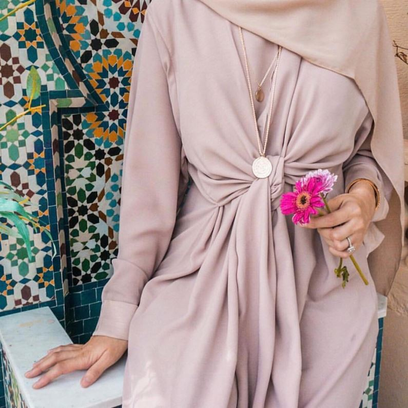 2020 Eid tatil rüya gibi hazırlanmış boncuk kaftan fas kaftan ön açık abaya kimono