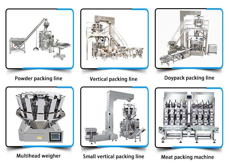 easy operating all packaging machinery onion customization for food weighing