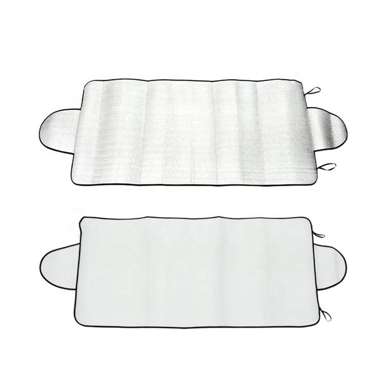 2020 New Design Weather Resistant Cover Car Accessories Windshield Sun Shade Sunshade Snow Cover Front Windshield Sunshades