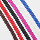 Deepeel RD008 1.5cm Sewing Accessory Trim Ribbon Decorative Webbing DIY Clothing Home Party Craft Polyester Braided Lace