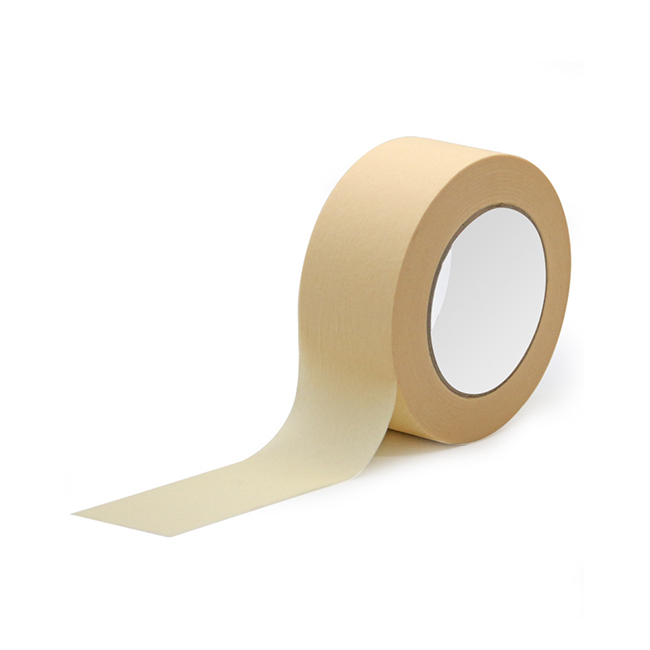Custom Printed White Furniture Painters Masking Tape For Painting