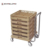 P241 Dishwasher Rack Trolley With Handle