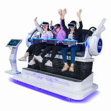 Arcade Vr Game Simulator Motor Machine Simulator 9dvr <span class=keywords><strong>Games</strong></span> 9d Virtual Reality