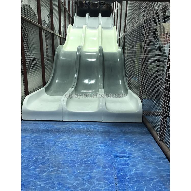 Romania Case 8000 Sqm Superland Indoor Playground Amusement Park Equipment