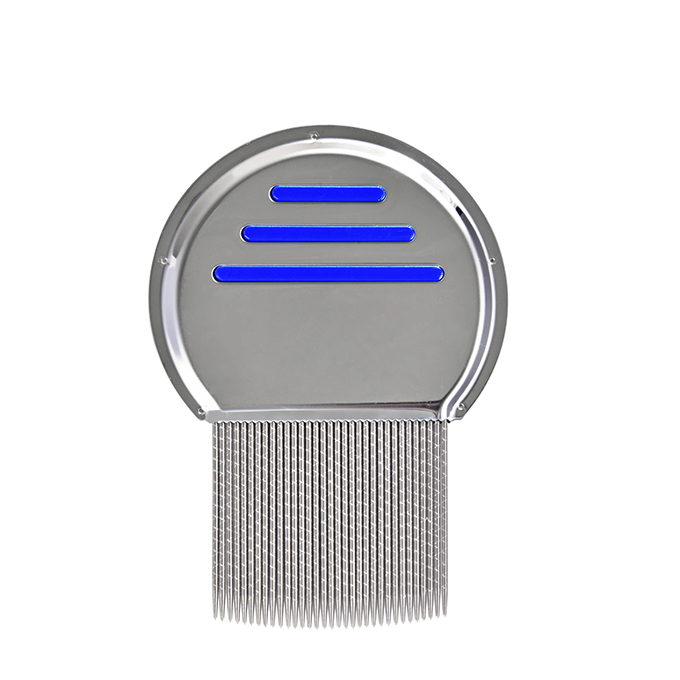 OEM Terminator Lice tarak, tarak çelik vida iğne Spiral, bit kaldırma Nit ücretsiz tarak