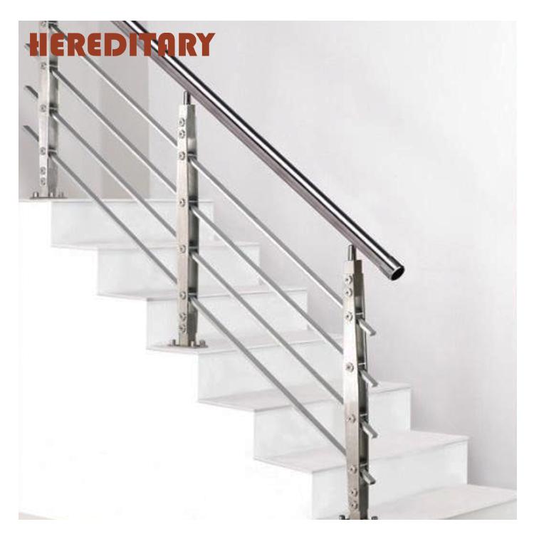 Simple Tubular Steel Handrail Balcony Design /stair ...
