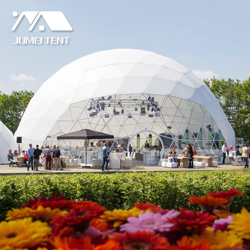 Geodesic outdoor party event marquee dome beach house tent for sale transparent round Tent Event Outdoor Restaurant