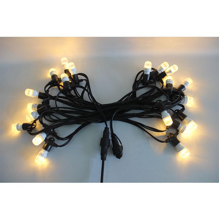 Best Sale 230v 10m Outdoor Led String Lighting For Indoor Bulb String Lights For Patio