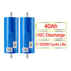 High and Low Temperature Performance Fast Charging 10C 66160 YinLong Battery 40Ah